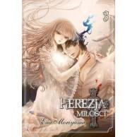 Herezja miłości - 3 Seinen Waneko