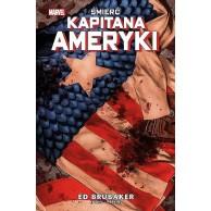 Kapitan Ameryka - 3 - Śmierć Kapitana Ameryki Komiksy fantasy Egmont