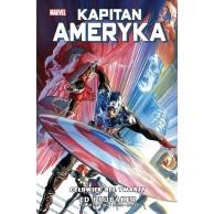 Kapitan Ameryka - 5 - Człowiek bez twarzy Komiksy z uniwersum Marvela Egmont