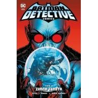 Batman - Detective Comics - 4 - Zimna zemsta Komiksy z uniwersum DC Egmont