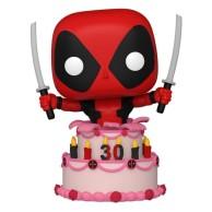 Figurka Funko POP Marvel: Deadpool 30th - Deadpool in Cake 776 Funko - Marvel Funko - POP!