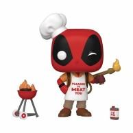 Figurka Funko POP Marvel: Deadpool 30th - Backyard Griller Deadpool 774 Funko - Marvel Funko - POP!