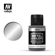 Metal Color 32ml. Dark Aluminium Seria Metal Color Vallejo