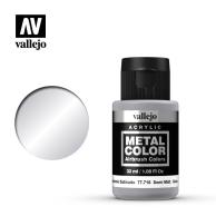 Metal Color 32ml. Semi Mate Aluminium Seria Metal Color Vallejo