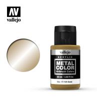 Metal Color 32ml. Gold Seria Metal Color Vallejo