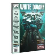 White Dwarf 464 Czasopisma o grach Games Workshop