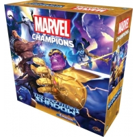 Marvel Champions: The Mad Titan's Shadow Expansion Campaign Expansions Fantasy Flight Games