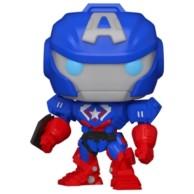 Figurka Funko POP Marvel: Avengers Mech Strike - Captain America 829 Funko - Marvel Funko - POP!