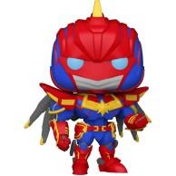 Figurka Funko POP Marvel: Avengers Mech Strike - Captain Marvel 831 Funko - Marvel Funko - POP!