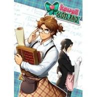 Kawaii Scotland LN. Light novel Waneko