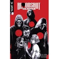 Bloodshot Odrodzenie tom 2 – Polowanie Komiksy kryminalne KBoom