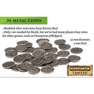 Rurik: Dawn of Kiev - Metal Coins Crowdfunding