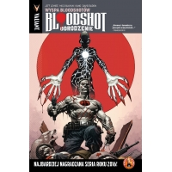 Bloodshot Odrodzenie tom 4 – Wyspa Bloodshotów Komiksy kryminalne KBoom