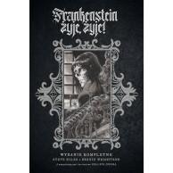 Frankenstein żyje, żyje! Komiksy grozy KBoom