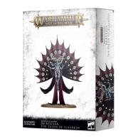 Dexcessa, the Talon of Slaanesh Slaves to Darkness Games Workshop
