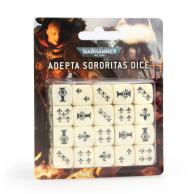 WARHAMMER 40000: ADEPTA SORORITAS DICE Adepta Sororitas Games Workshop