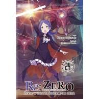 Re: Zero - Życie w innym świecie od zera - 24 Light novel Waneko