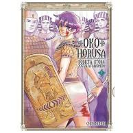 Oko Horusa. Kobieta, która została faraonem - 7 Seinen Studio JG