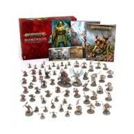 Warhammer Age of Sigmar: Dominion Zestaw Startowy do 3 Edycji AoS Stormcast Eternals Games Workshop