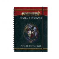 Warhammer Age of Sigmar General's Handbook Pitched Battles 2021 and Pitched Battle Profiles Pozostale Games Workshop