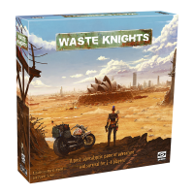 Waste Knights: Druga edycja Przygodowe Galakta