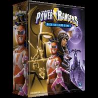 Power Rangers Deck Building Game ( wersja kickstarter) Crowdfunding Renegade Game Studios