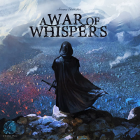 A War of Whispers: Standard 2nd Edition Strategiczne Starling Games