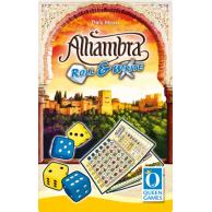 Alhambra Roll & Write Kościane Queen Games