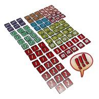 Akrylowe żetony do Marvel Champions: The Card Game Marvel Champions: The Card Game
