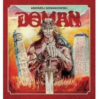 Doman - wyd. zbiorcze Komiksy fantasy Egmont