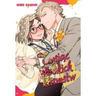 Tysiąc słodkich kłamstw manga Waneko