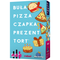 Buła, Pizza, Czapka, Prezent, Tort Przedsprzedaż Rebel