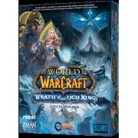 World of Warcraft: Wrath of the Lich King (edycja polska) Przedsprzedaż Rebel