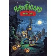 Myszka Miki - Horrifikland. Przerażająca przygoda Przedsprzedaż Egmont