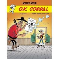 Lucky Luke - 66 - O.K. Corral Przedsprzedaż Egmont