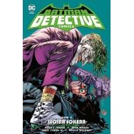 Batman - Detective Comics - 5 -Wojna Jokera Komiksy z uniwersum DC Egmont
