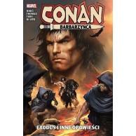 Conan Barbarzyńca - Exodus i inne opowieści Przedsprzedaż Egmont