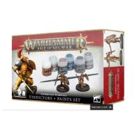 Stormcast Eternals Vindictors + Paints Set Warhammer: Age of Sigmar Games Workshop