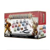 Warhammer Age of Sigmar: Paint + Tools Set Warhammer: Age of Sigmar Games Workshop