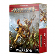 Warhammer Age of Sigmar Warrior Starter Set Warhammer: Age of Sigmar Games Workshop