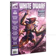 White Dwarf 466 Czasopisma o grach Games Workshop