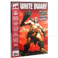 White Dwarf 465 Czasopisma o grach Games Workshop
