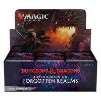 MTG: Adventures in the Forgotten Realms - Draft Boosters box (36) Adventures in the Forgotten Realms Wizards of the Coast