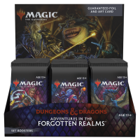 MTG: Adventures in the Forgotten Realms - Set Boosters box (30) Adventures in the Forgotten Realms Wizards of the Coast