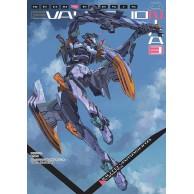 Neon Genesis Evangelion -ANIMA- tom 03 Light novel JPF - Japonica Polonica Fantastica