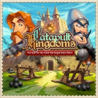 Catapult Kingdoms: 2-players All-in ks edition Crowdfunding