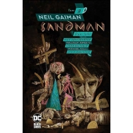 Sandman - 2 - Dom lalki (wydanie 2021) Komiksy fantasy Egmont
