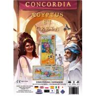 Concordia: Aegyptus / Creta Pozostałe gry Argentum Verlag