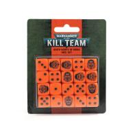Kill Team: Death Korps of Krieg Dice Set Warhammer 40.000: Kill Team Games Workshop
