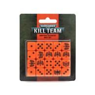 Kill Team: Adeptus Astartes Dice Set Warhammer 40.000: Kill Team Games Workshop